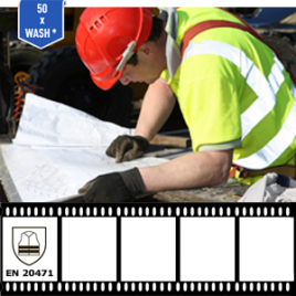 XM-6007 Heat transfer Reflective tape