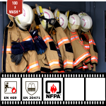XM-6012 has passed NFPA 2112